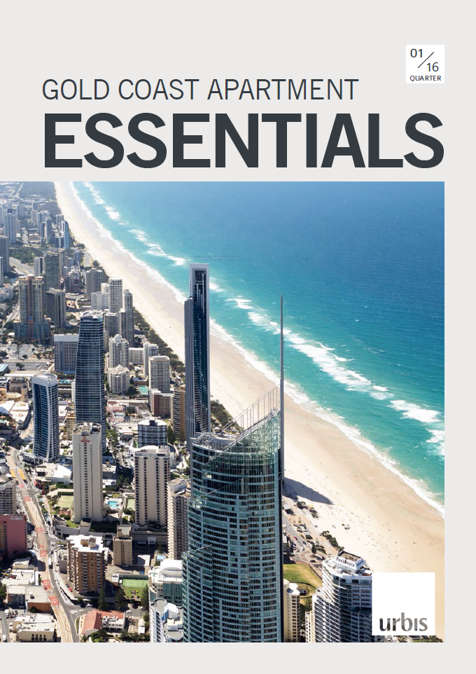 Gold coast apartment essentials q1 2016 cover