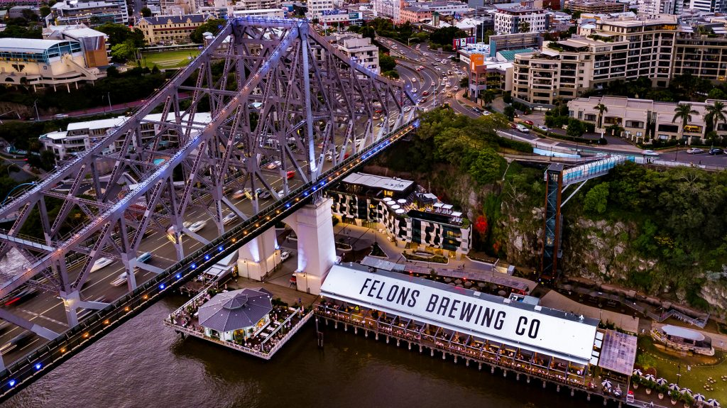 Howard Smith Wharves, Brisbane