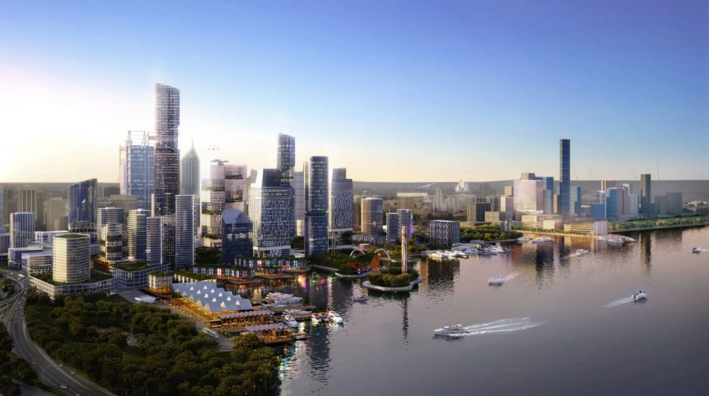 Perth City Vision - Urbis